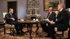 Интервью Дмитрия Медведева агентству «Франс-Пресс» и газете «Фигаро»