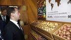 Дмитрий Медведев принял участие в I Всероссийском форуме продовольственной безопасности