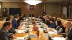 Алексей Гордеев провёл заседание межведомственной рабочей группы по борьбе с незаконной заготовкой и оборотом древесины