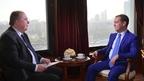 Интервью Дмитрия Медведева сербской газете «Вечерние новости»