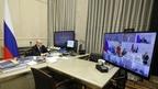 Совещание у Президента России об итогах реализации посланий Федеральному Собранию 2019 и 2020 годов
