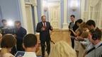 Брифинг Михаила Меня по завершении заседания президиума Совета при Президенте Российской Федерации по стратегическому развитию и приоритетным проектам