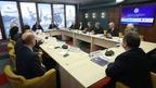 Дмитрий Медведев посетил штаб-квартиру информационного агентства ТАСС и встретился с членами Совета руководителей государственных информационных агентств СНГ