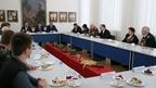 Встреча Дмитрия Медведева с ветеранами Великой Отечественной войны