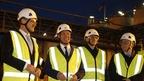 Дмитрий Медведев и Юха Сипиля посетили завод по обезвреживанию и переработке опасных и бытовых отходов концерна «Фортум»