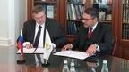 Алексей Оверчук провёл российско-кипрские переговоры