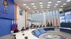 Дмитрий Медведев посетил Национальный центр управления в кризисных ситуациях МЧС России