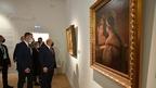 Михаил Мишустин посетил Нижегородский государственный художественный музей