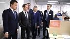 Дмитрий Медведев посетил Центр содействия строительству при Правительстве Московской области