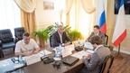 Рабочая поездка Александра Новака в Республику Крым