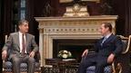 Встреча Дмитрия Медведева с Председателем Коллегии Евразийской экономической комиссии Тиграном Саркисяном