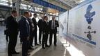 Дмитрий Медведев посетил АО «Транснефть Нефтяные Насосы» в Челябинске и принял участие в церемонии запуска первого серийного насосного агрегата
