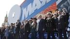 Военный парад в честь 73-й годовщины Победы в Великой Отечественной войне