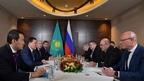 Mikhail Mishustin's meeting with Prime Minister of Kazakhstan Askar Mamin