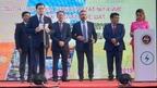 Алексей Гордеев и вице-премьер Монголии Улзийсайханы Энхтувшин приняли участие в запуске новой турбины на Улан-Баторской ТЭЦ-4