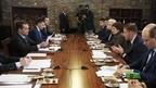 Встреча Дмитрия Медведева с участниками Всероссийского экологического форума «Чистая страна»