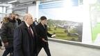 Михаил Мишустин посетил строящийся агропромышленный парк «Амза» и производство компании «Нарине»