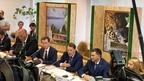 Алексей Гордеев провёл встречу с комитетом Государственной Думы по экологии и охране окружающей среды