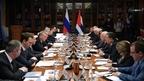 Юрий Борисов встретился с заместителем Председателя Совета министров Республики Куба Рикардо Кабрисасом