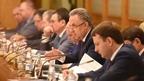 Виталий Мутко провёл заседание Правительственной комиссии по региональному развитию