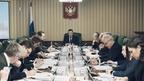 Юрий Трутнев провёл совещание по подготовке поправок к пакету законопроектов о государственной поддержке предпринимательской деятельности в Арктической зоне России