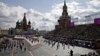 Дмитрий Медведев принял участие в праздновании Дня Москвы