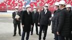 Дмитрий Чернышенко: Строительство универсального спортивного зала в Мордовии должно быть завершено до конца года