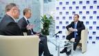 Интервью Дмитрия Медведева информационному агентству ИТАР-ТАСС