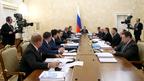 Заседание Наблюдательного совета Внешэкономбанка