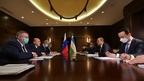 Mikhail Mishustin's meeting with Prime Minister of Uzbekistan Abdulla Aripov
