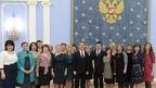 Встреча Дмитрия Медведева с педагогическими работниками системы дошкольного образования