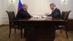 Встреча Михаила Мишустина с главой Чувашской Республики Олегом Николаевым