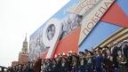 Военный парад в честь 74-й годовщины Победы в Великой Отечественной войне