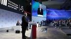 Михаил Мишустин принял участие  в работе Московского финансового форума