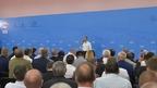 Встреча Дмитрия Медведева с активом, кандидатами и сторонниками партии «Единая Россия» в Краснодарском крае
