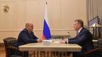 Михаил Мишустин обсудил с Игорем Шуваловым перспективы работы «ВЭБ.РФ»