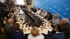 Встреча Дмитрия Медведева с пенсионерами