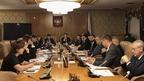 Алексей Гордеев и Дмитрий Козак провели совещание о реализации норм Парижского соглашения и разработке необходимой нормативной базы для введения системы мониторинга и отчётности выбросов парниковых газов