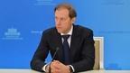 Брифинг Министра промышленности и торговли Дениса Мантурова