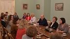 Встреча Михаила Мишустина с представителями малого и среднего бизнеса