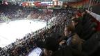 Дмитрий Медведев присутствовал на финальном матче плей-офф Кубка Гагарина Континентальной хоккейной лиги