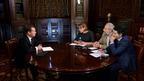 Дмитрий Медведев дал интервью газете «Ведомости» по случаю 15-летия издания