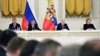Заседание Госсовета по вопросу «Государственная аграрная политика – эффективное сельскохозяйственное производство и развитие сельских территорий»