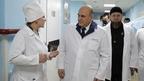 Михаил Мишустин посетил Республиканский перинатальный центр в Грозном