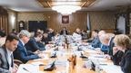 Виталий Мутко провёл совещание по вопросам социально-экономического развития Беслана