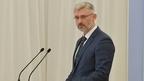 Доклад Евгения Дитриха на заседании Правительства