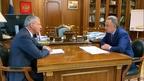 Виталий Мутко встретился с главой Республики Северная Осетия – Алания Вячеславом Битаровым