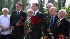 Дмитрий Медведев посетил мемориальный комплекс «Курская дуга»
