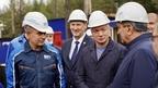 Рабочая поездка Марата Хуснуллина в Иркутскую область