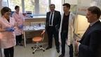 Алексей Гордеев посетил Почвенный институт им. В.В.Докучаева